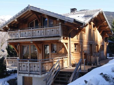 self catered ski chalet morzine